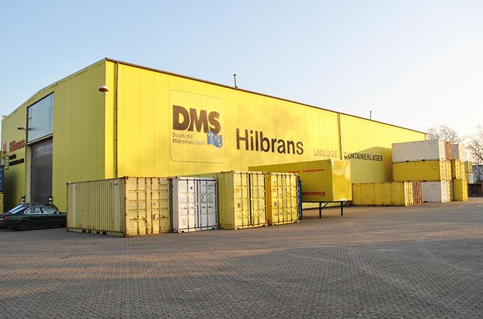 DMS Umzug Duisburg HILBRANS