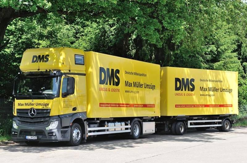 DMS :: Umzugs Opfenbach :: MAX MÜLLER