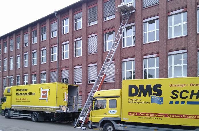 Fst Industrie Gmbh Ehemalige Siemens Tochter Setzt Bei Buroumzug