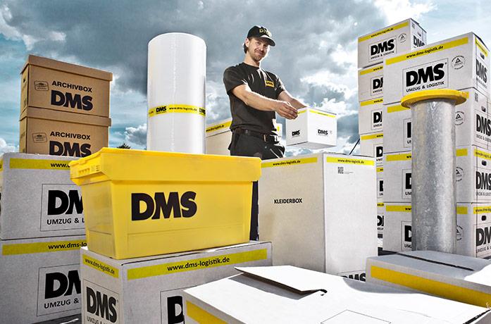 Profi-Box« : Stabile Boxen für Umzug & Lagerung